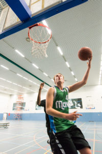 Basketbal Amsterdam